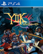 YIIK: A Postmodern RPG for PlayStation 4