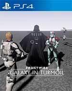 Galaxy in Turmoil for PlayStation 4