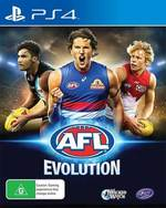 AFL Evolution for PlayStation 4