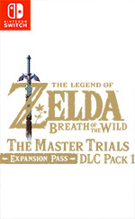 The Legend of Zelda: Breath of the Wild - The Master Trials for Nintendo Switch