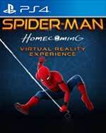 Spider-Man: Homecoming - Virtual Reality Experience for PlayStation 4