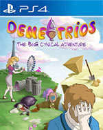 Demetrios - The BIG Cynical Adventure for PlayStation 4