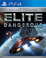 Elite Dangerous: Commander Deluxe Edition for PlayStation 4