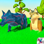 Wolf Simulator Fantasy Jungle for Android