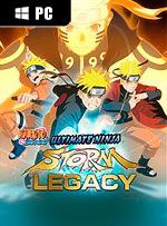 Naruto Shippuden: Ultimate Ninja Storm Legacy for PC