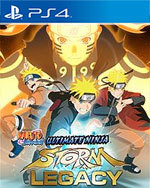 Naruto Shippuden: Ultimate Ninja Storm Legacy for PlayStation 4