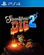 SteamWorld Dig 2 for PlayStation 4