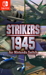 STRIKERS 1945 for Nintendo Switch