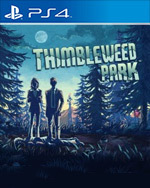 Thimbleweed Park for PlayStation 4