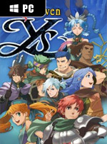 Ys SEVEN for PC
