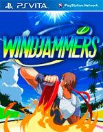 Windjammers for PS Vita