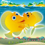 Pet Fish Rescue - Match 3