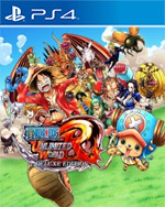 ONE PIECE: Unlimited World Red Deluxe Edition for PlayStation 4
