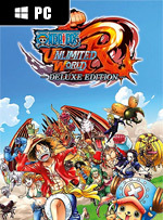 One Piece: Unlimited World Red Deluxe Edition for PC