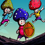 Mushroom Heroes for Android