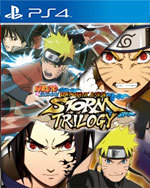 Naruto Shippuden: Ultimate Ninja STORM Trilogy for PlayStation 4