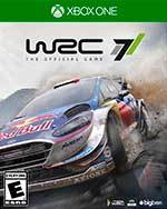 WRC 7 FIA World Rally Championship for Xbox One