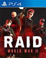 RAID: World War II for PlayStation 4