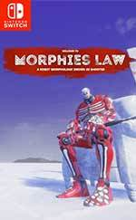 Morphies Law for Nintendo Switch