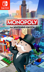 Monopoly for Nintendo Switch for Nintendo Switch
