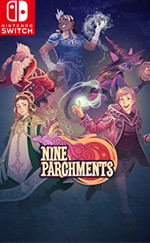Nine Parchments for Nintendo Switch