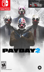 PAYDAY 2 for Nintendo Switch