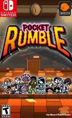 Pocket Rumble for Nintendo Switch