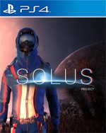 The Solus Project for PlayStation 4