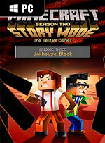 Minecraft: Story Mode Season Two - Episode 3: Jailhouse Block for PC