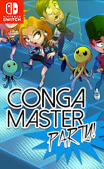Conga Master Party! for Nintendo Switch