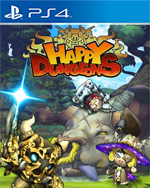 Happy Dungeons for PlayStation 4