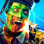 Zombie Invasio: Dead City HD for Android