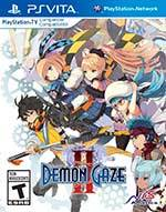 Demon Gaze II for PS Vita
