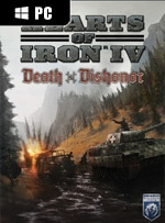 Hearts of Iron IV: Death or Dishonor for PC