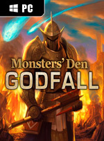 Monsters' Den: Godfall for PC