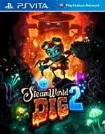 SteamWorld Dig 2 for PS Vita