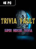 Trivia Vault: Super Heroes Trivia