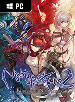 Nights of Azure 2: Bride of the New Moon for PC