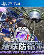 Earth Defense Force 4.1: Wing Diver The Shooter for PlayStation 4