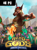 Hand of the Gods: SMITE Tactics for PC