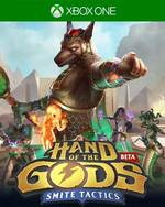 Hand of the Gods: SMITE Tactics for Xbox One