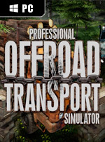 Professional Offroad Transport Simulator for PC