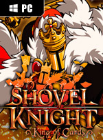 Shovel Knight: King of Cards for PC
