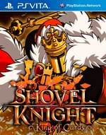 Shovel Knight: King of Cards for PS Vita