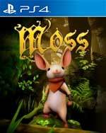Moss for PlayStation 4