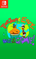 ToeJam & Earl: Back in the Groove for Nintendo Switch