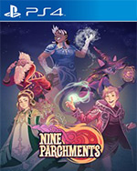 Nine Parchments for PlayStation 4