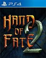 Hand of Fate 2 for PlayStation 4