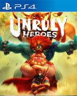 Unruly Heroes for PlayStation 4