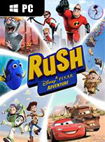 Rush: A Disney-Pixar Adventure for PC